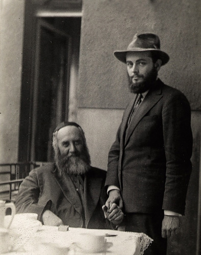 New bios of Lubavitcher rebbe dig for the man behind the myth
