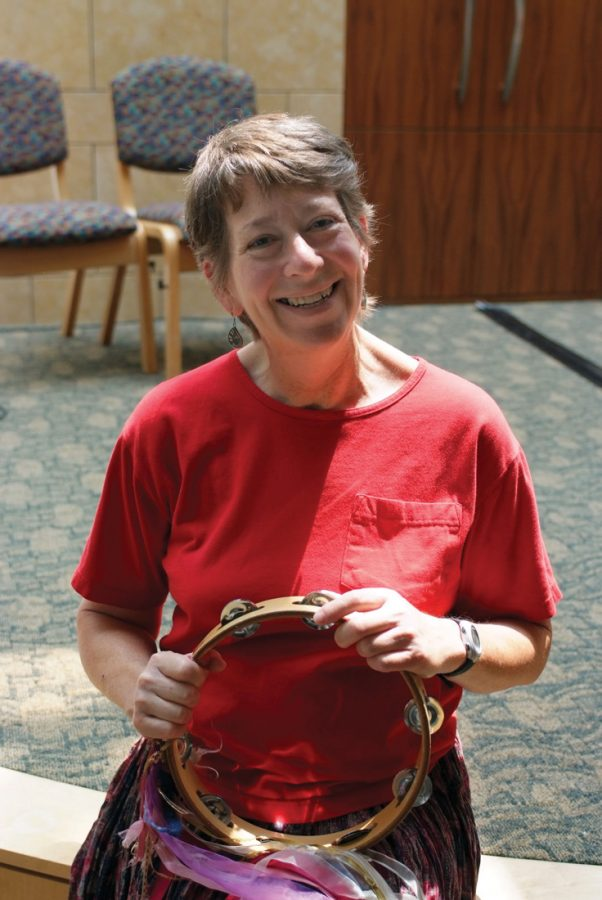 Leslie Caplan in 2007. Photo:Kristi Foster