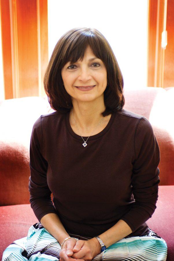 Pnina Glassman, President of the Ahavas Chesed Society board. Photo:Kristi Foster