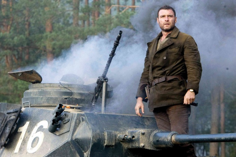 Liev Schreiber played the role based on Zus Bielski in the 2008 film 'Defiance.' Bielski's son, Zvi Bielski, will speak in St. Louis on Oct. 26 about his father's story.