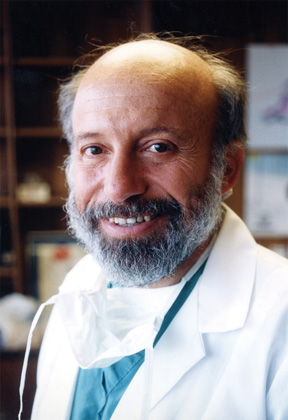 Dr. Sherman Silber has gained international acclaim for his work with infertility treatment. Photo: St.Luke's Hospital/Bill Andrea