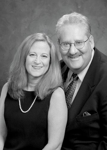 Richard and Linda Sher will be honored during the Arthritis Foundation of Eastern Missouri's Silver Ball  on Dec. 4.