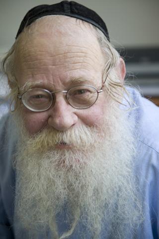 Rabbi Adin Steinsaltz: