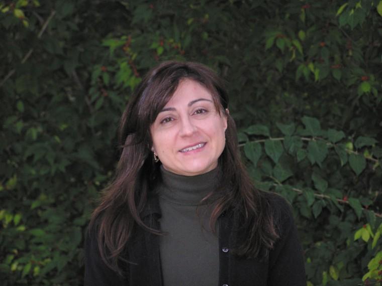 UMSL Professor Dr. Lea-Rachel Kosnik. Photo by:  Logan Mize