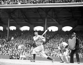 """Hank Greenberg is among the baseball greats included in """"Jews and Baseball: An American Love Story,""""which opens this year's St. Louis Jewish Film Festival held by the Jewish Community Center."""