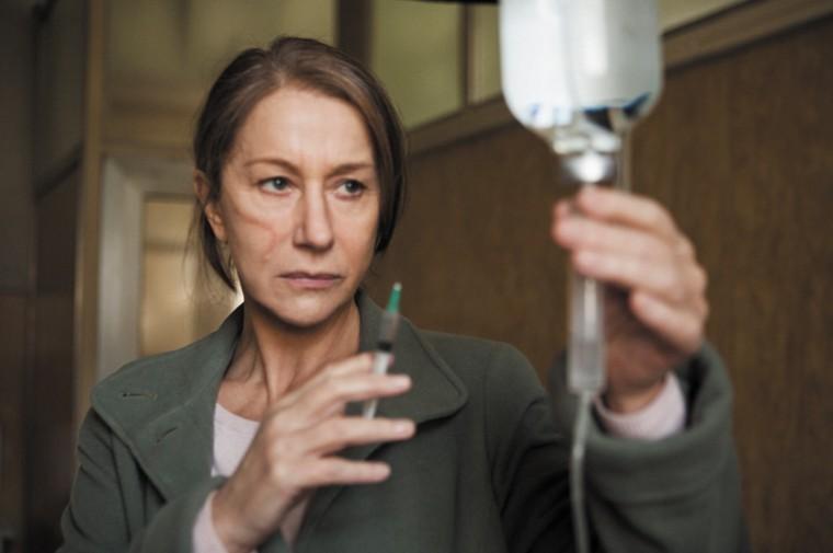 Academy Award winner Helen Mirren stars as retired secret agent Rachel Singer in John Maddens espionage thriller 'The Debt.