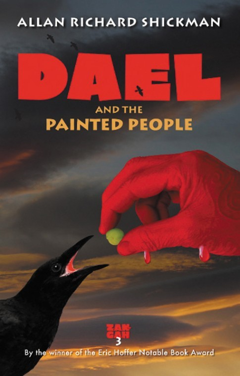 Dael and the Painted People: Zan Gah 3