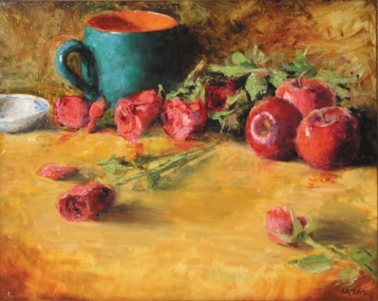 Artal painting