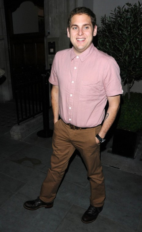 Jonah Hill loses weight