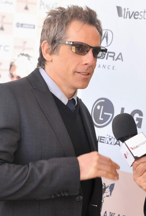 Ben Stiller, seen here at the 2011 Independent Spirit Awards, is set to produce, direct and star in a new HBO show about a Jewish family from Washington.