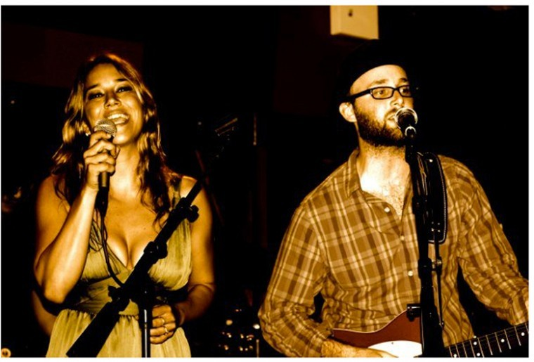 The folk-pop duo Wellspring features the Modern Orthodox performer Dov Rosenblatt and his non-Orthodox band mate Talia Osteen.