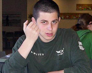 Israeli soldier Gilad Shalit was 19 when he was taken captive in a cross-border raid on the Israel-Gaza line.