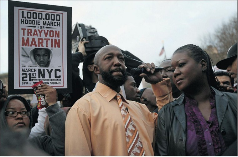 Tracy Martin and Sybrina Fulton, parents of slain teenager Trayvon Martin, say the family is looking for justice - the same justice anyone would expect if their son were shot and killed for no reason.