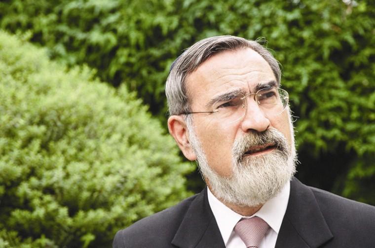 After 21 years, Rabbi Jonathan Sacks is retiring as Britains chief rabbi.