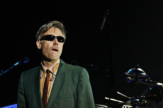 Beastie Boys founding member Adam Yauch, known as MCA, shown at a concert in London in 2007.