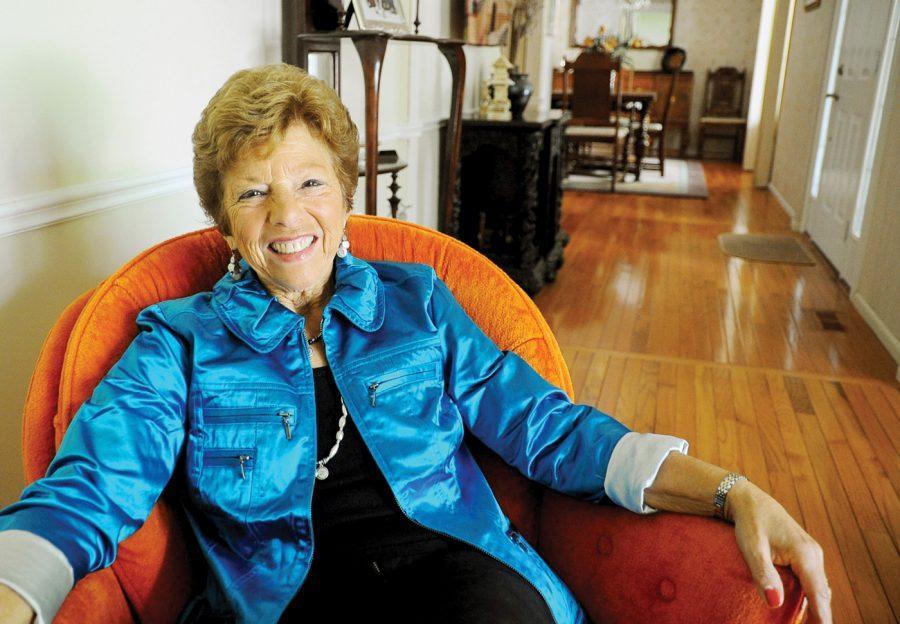 2012 Unsung Hero Joy Sterneck. Photo: Yana Hotter