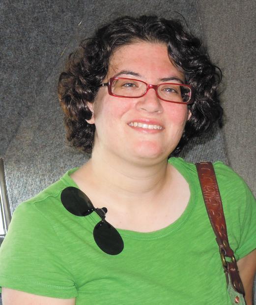 A St. Louis native, Sarah Weinman writes a weekly visual arts blog for the Light (stljewishlight.com/art)
