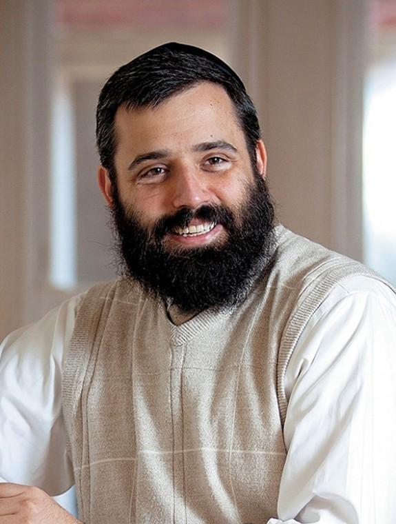 Rabbi Hershey Novack