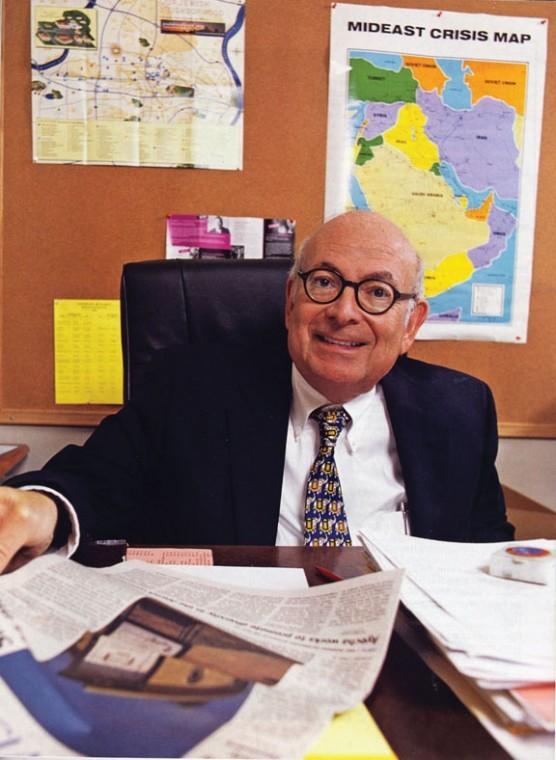 Robert A. Cohn,Editor-in-Chief Emeritus