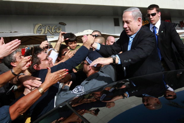 Israel%27s+Prime+Minister+Benjamin+Netanyahu+shaking+hands+with+Israeli+citizens+during+a+visit+to+the+southern+city+of+Ashdod%2C+as+Israelis+went+to+vote+in+Israeli+general+elections+for+Israel%27s+19th+parliament+January+22%2C+2013.+Exit+polls+project+Netanyahu%27s+win.+Credit%3A+Photo+by+Yossi+Zamir%2FFlash90%2FJNS.org%0A