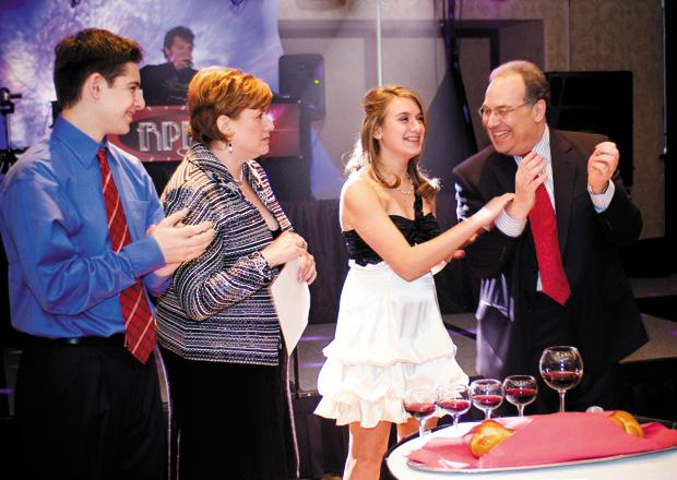 Anyone planning celebrations — weddings, bar/bat mitzvahs, anniversaries, Sweet 16, birthday parties and more — should visit PartyPalooza! on Sunday, April 14 at the Crowne Plaza in Clayton. The party-planning showcase will feature more than 50 companies. Pictured above is the bat mitzvah of Mia Feldman.