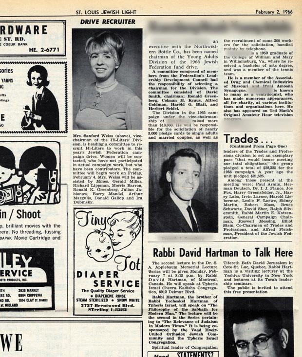 Ken+Kranzberg+in+Feb.+2%2C+1966+Jewish+Light