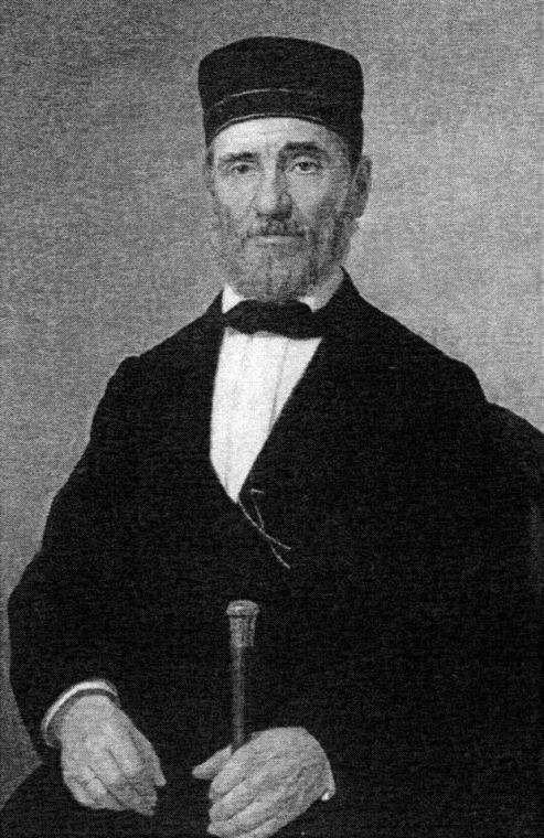 Rabbi Bernard Illowy