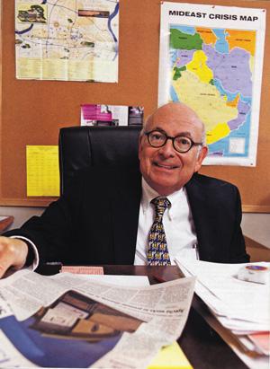 Editor-in-Chief Emeritus Robert A. Cohn