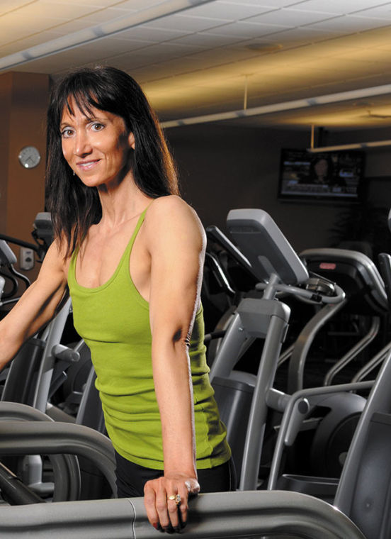 Cathleen Kronemer, NSCA-CPT, is a Certified Health Coach and longtime fitness instructor at the Jewish Community Center.