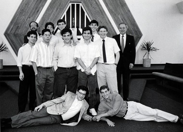 1989+graduates+of+CAJE%E2%80%99s+Jewish+Community+High+School