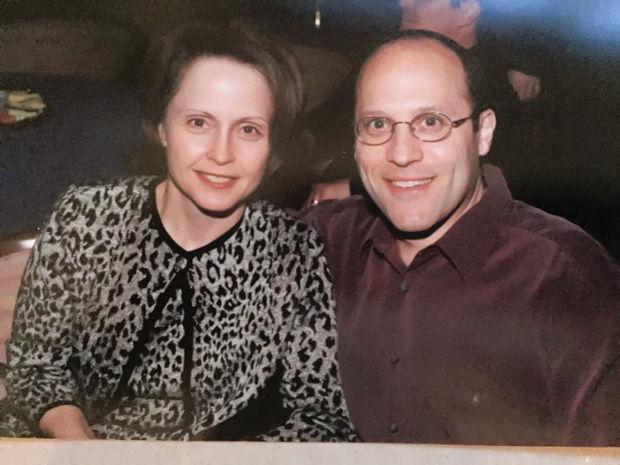Bruce and Melinda Friedman