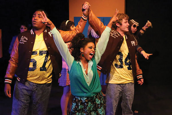 Earlier this month, New Line Theatre performed 'Heathers,' the theater group's first production in its new performance space, the Marcelle Theatre, located at 3310 Samuel Shepard Drive in Grand Center. Photo: Jill Ritter Lindberg