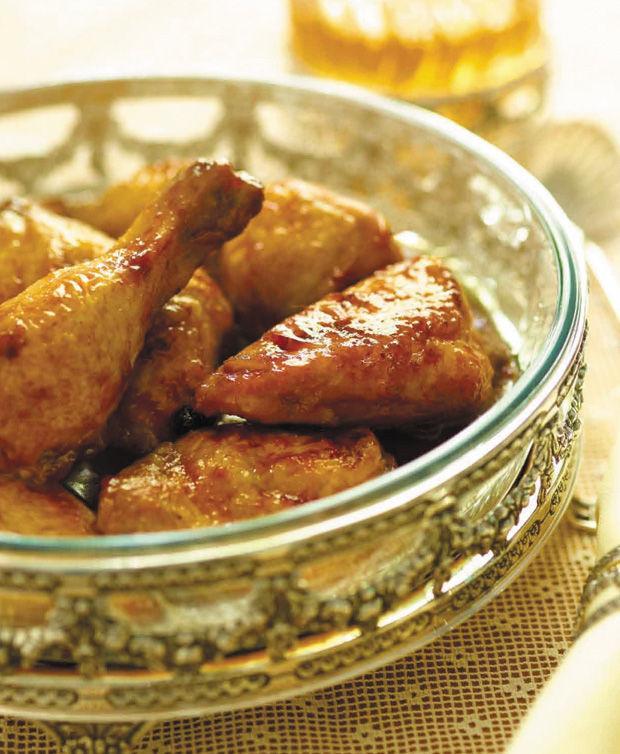 Honey+Chicken