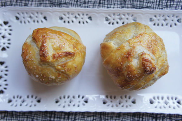 Puff+Pastry+Baked+Apples