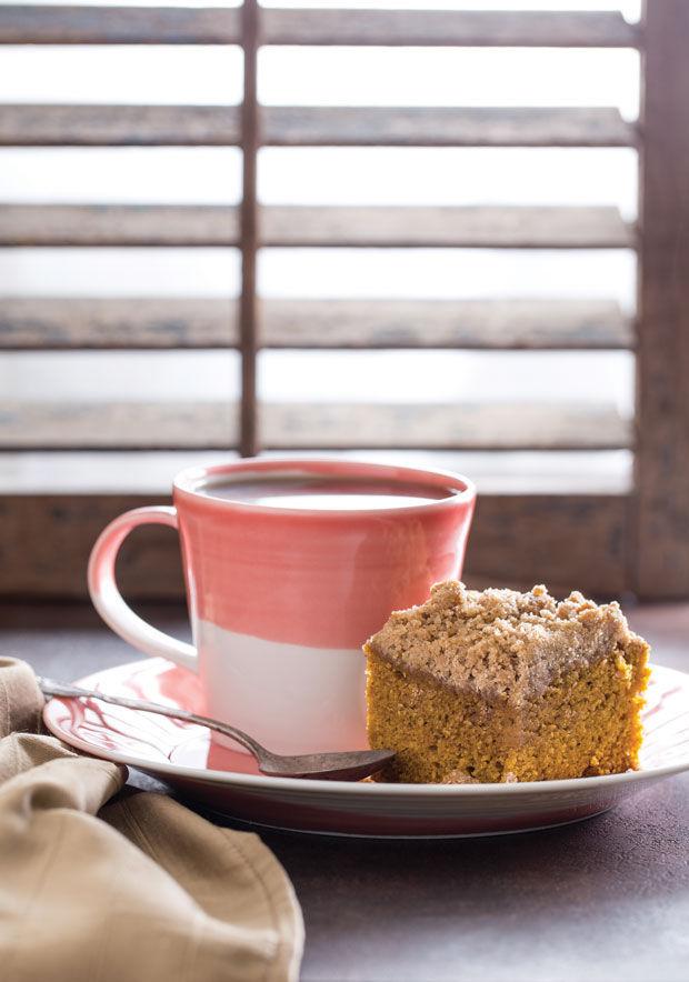 Pumpkin+Crumb+Cake