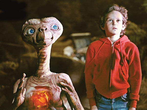 """The St. Louis Symphony Orchestra will perform the score of """"E.T."""" live during a screening of the film at Powell Hall on April 8-10."""