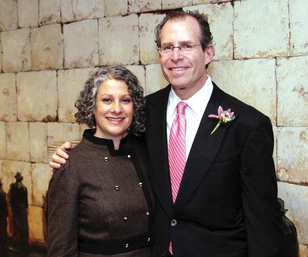 Carol and Michael Staenberg. File photo
