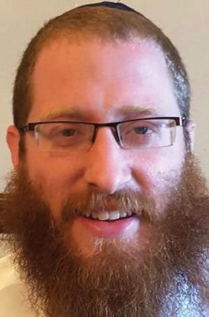 Rabbi Avraham Lapine is the director of Chabad of MU and Mid-Missouri.