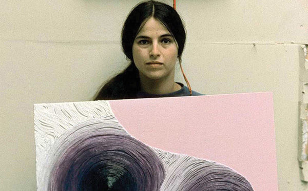 Artist Eva Hesse (above) is the subject of a documentary Nishmah will screen Sept. 14 at Plaza Frontenac Cinema.