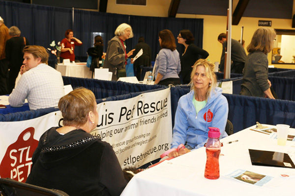 Baby Boomers and older adults have the opportunity to be matched with local nonprofits to discover volunteering opportunities at Primetime Expo at the Jewish Community Center.