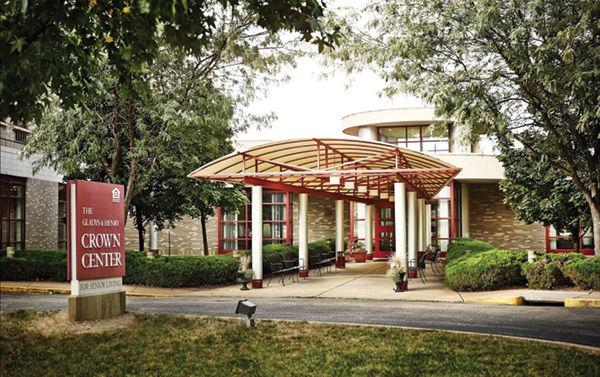 Crown Center for Senior Living in University City.