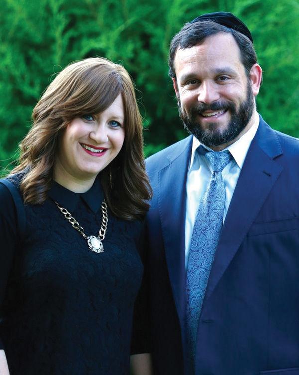 Rabbi+Yosef+and+Mimi+David