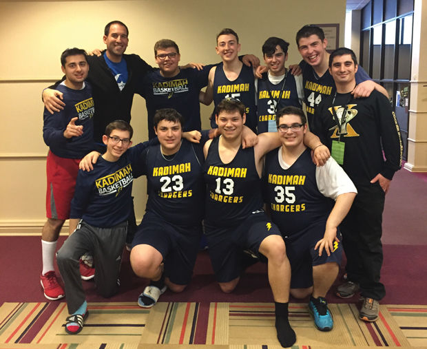 In+early+November%2C+Yeshivat+Kadimah+High+School%E2%80%99s+basketball+team+participated+in+the+Cooper+Invitational%2C+an+annual+basketball+tournament+for+Jewish+high+schools%2C+held%C2%A0+in+Memphis.