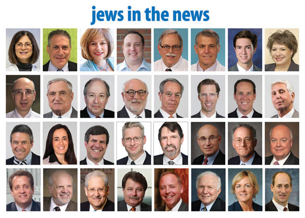 Jews in the News