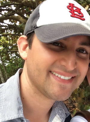 Aaron Hadley is the new director of Camp Ben Frankel in Southern Illinois.