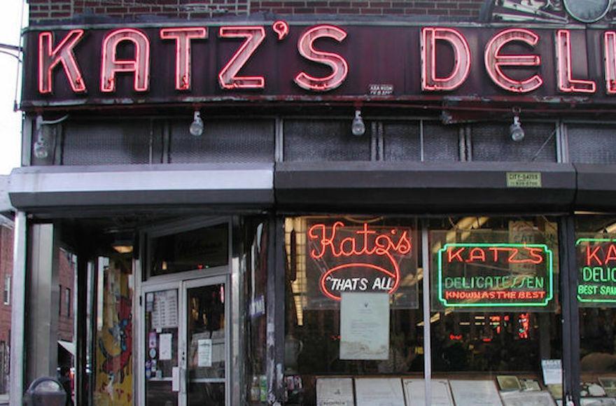 Katzs+Deli+in+New+York