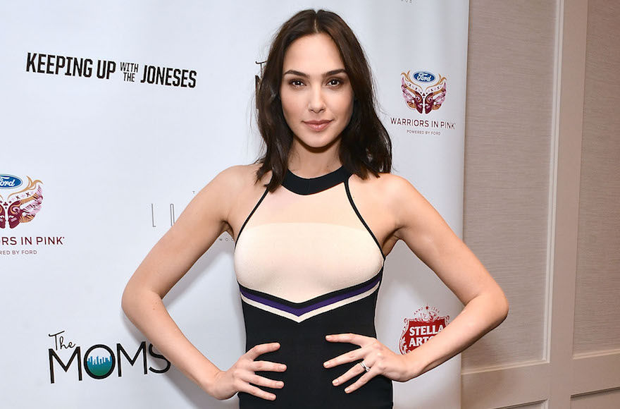 Israeli+actress+Gal+Gadot+at+a+screening+for+the+film+%E2%80%9CKeeping+Up+With+The+Joneses%E2%80%9D+at+The+London+Hotel+in+West+Hollywood%2C+Calif.%2C+Oct.+20%2C+2016.+%28Araya+Diaz%2FWireImage%2FGetty+Images%29