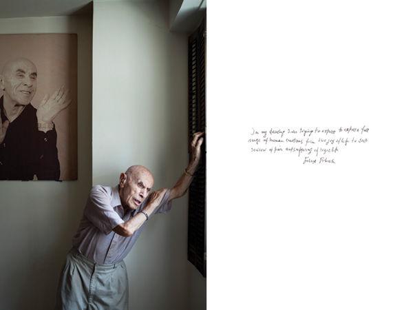 Holocaust+survivor+Jack+Jaget+in+%E2%80%9CSurvivor%3A+A+Portrait+of+the+Survivors+of+the+Holocaust.%E2%80%9D+Photos%3A+Harry+Borden