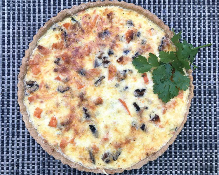 Zucchini+and+Sweet+Potato+Quiche+in+Whole+Wheat+Pastry.%C2%A0Photo%3A+%C2%A0Michael+Kahn