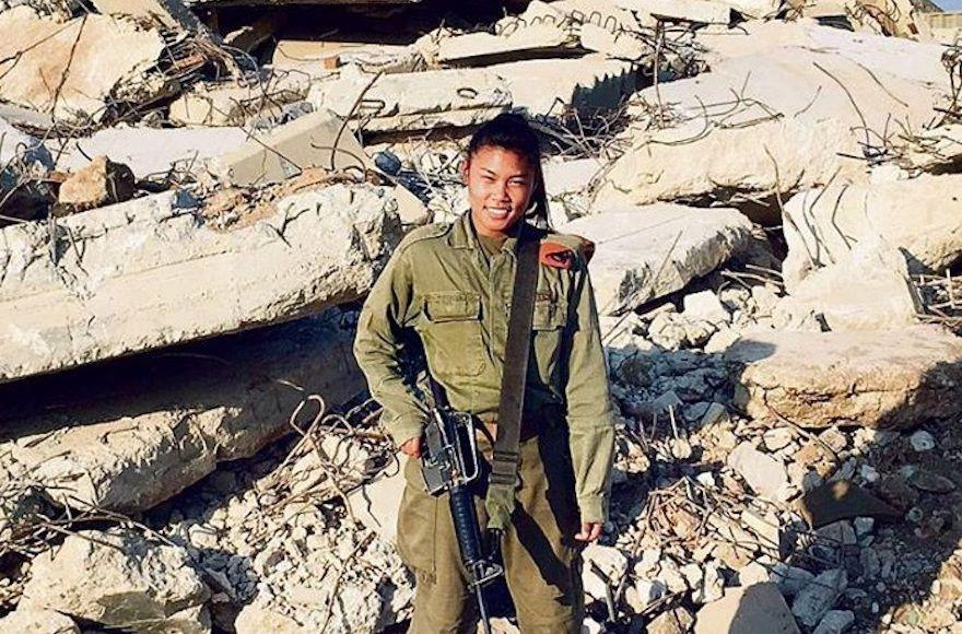 Staff+Sgt.+Joana+Chris+Arpon+on+Israeli+soldiers+saving+her+grandmother+in+the+Philippines%3A+%E2%80%9CI+was+like%2C+%E2%80%9CWhoa%2C+that%E2%80%99s+what+I+want+to+do.%E2%80%9D+%28Courtesy+of+IDF+Spokesperson%29